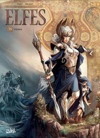 Livres de téléchargement itouch gratuits Elfes T18  - Alyana iBook FB2 par Olivier Peru
