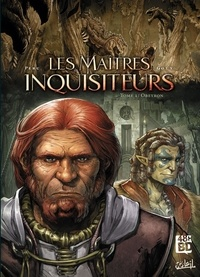 Olivier Peru et Pierre-Denis Goux - Les maîtres inquisiteurs Tome 1 : Obeyron - 48h BD 2019.