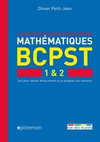 Mathématiques BCPST 1 & 2 - Olivier Petit-Jean pdf epub