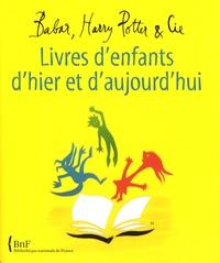 Ucareoutplacement.be Livres d'enfants d'hier et d'aujourd'hui - Babar, Harry Potter et Cie Image