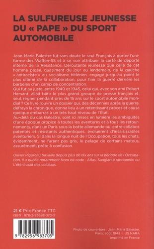 Son âme au diable. Jean-Marie Balestre 1940-1945