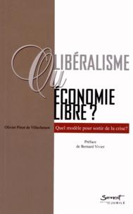 Deedr.fr Libéralisme ou économie libre ? - Quel modèle pour sortir de la crise ? Image
