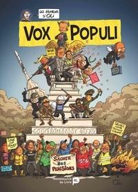 Téléchargement gratuit ebook anglais Vox populi 9782507056544 en francais PDF par Olivier Pirnay