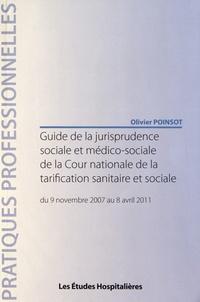Cjtaboo.be Guide de la jurisprudence sociale et médico-sociale de la Cour nationale de la tarification sanitaire et sociale - Du 9 novembre 2007 au 8 avril 2011 Image