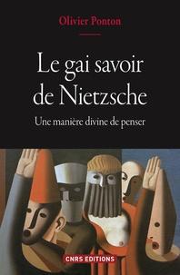 Le gai savoir de Nietzsche - Une manière divine de penser.pdf