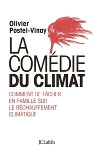 Deedr.fr La comédie du climat - Comment se fâcher en famille sur le réchauffement climatique Image