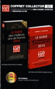Olivier Poussier - Coffret collector guide vert 2014 + guide rouge 2014.
