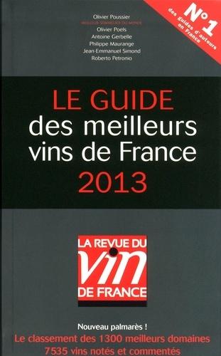 Le guide des meilleurs vins de France  Edition 2013