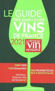 Olivier Poussier et Pierre Citerne - Le guide des meilleurs vins de France.