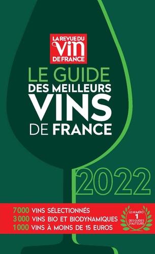 Le guide des meilleurs vins de France  Edition 2022