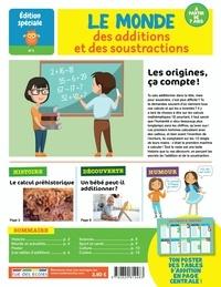 Olivier Prézeaux - Le monde des additions et des soustractions.