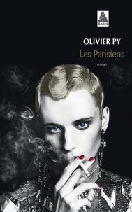 Olivier Py - Les Parisiens.