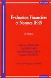 Olivier Ramond et Luc Paugam - Evaluation financière et normes IFRS.