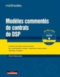 Olivier Raymundie - Modèles commentés de contrats de DSP. 1 Cédérom