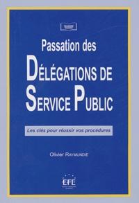 Deedr.fr Passation des délégations de services publics - Les clefs pour réussir vos procédures Image
