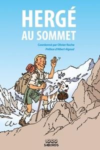 Olivier Roche - Hergé au sommet.
