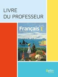 Olivier Rocheteau et Marc Stephan - Français 1re Escales - Livre du professeur.