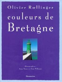 Olivier Roellinger et Alain Willaume - Couleurs de Bretagne.