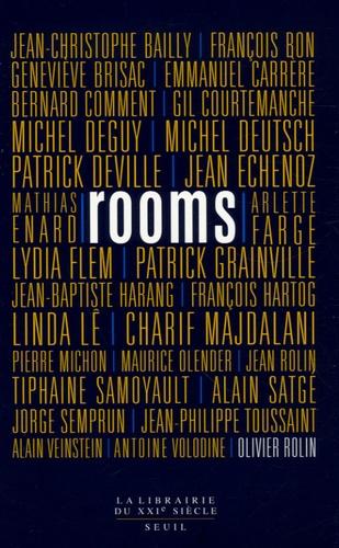 Olivier Rolin - Rooms.