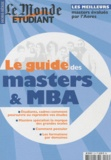 Olivier Rollot - Le guide des masters & MBA.