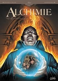 Olivier Roman et Richard D. Nolane - Alchimie Tome 2 : .