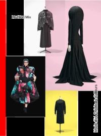 Olivier Saillard et Alexandre Samson - Fashion Mix - Mode d'ici ; Créateurs d'ailleurs.