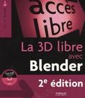 Olivier Saraja - La 3D libre avec Blender. 1 Cédérom