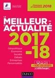 Olivier Sarfati et Matthieu Alfré - Le meilleur de l'actualité 2017-2018 - Concours et examens 2018.
