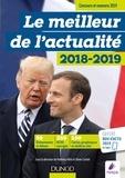 Olivier Sarfati et Matthieu Alfré - Le meilleur de l'actualité 2018-2019 - Concours et examens 2019.