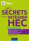 Olivier Sarfati - Mes secrets pour intégrer HEC - Comment j'y suis arrivé !.
