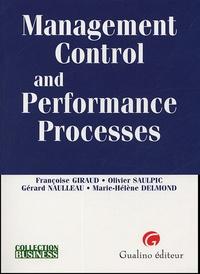 Olivier Saulpic et Françoise Giraud - Management Control and Performance Processes.