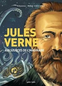 Willow et Olivier Sauzereau - Personnages célèbres en BD  : Jules Verne, De Nantes à Amiens.