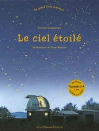 Olivier Sauzereau - Le ciel étoilé.