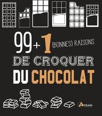 Olivier Scagnetti - 99 + 1 (bonnes) raisons de croquer du chocolat.
