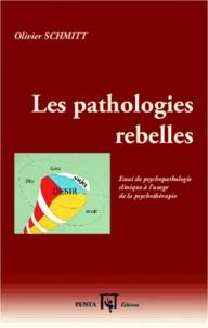 Goodtastepolice.fr Les pathologies rebelles - Essai de psychopathologie clinique à l'usage de la psychothérapie Image