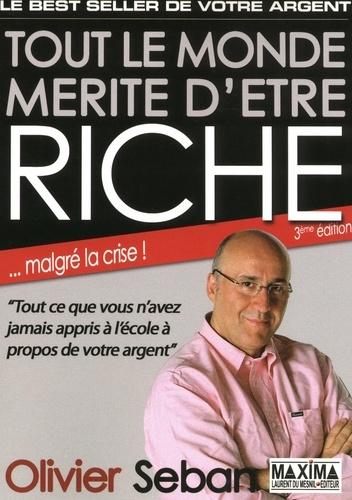 Tout le monde mérite d'être riche - 9782818803851 - 17,99 €
