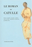 Olivier Sers et  Catulle - Le roman de Catulle.