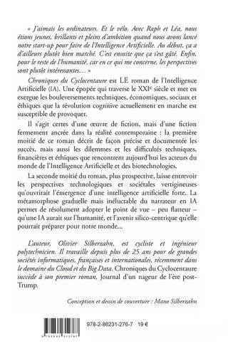Augmentus. Chroniques du Cyclocentaure à l'ère de l'intelligence artificielle
