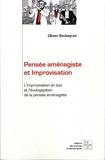 Olivier Soubeyran - Pensée aménagiste et improvisation - L'improvisation en jazz et l'écologisation de la pensée aménagiste.
