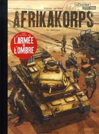 Olivier Speltens - Afrikakorps Tome 1 : Battleaxe.