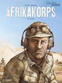 Olivier Speltens - Afrikakorps Tome 2 : Crusader.