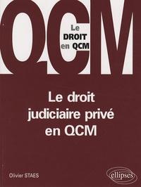 Le droit judiciaire privé en QCM.pdf