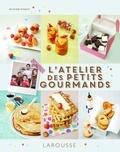 Olivier Stehly - L'atelier des petits gourmands.