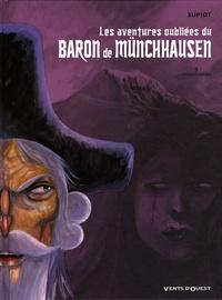 Olivier Supiot - Les aventures oubliées du baron de Münchausen Tome 3 : Chinoiseries.