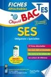 Olivier Thierry - SES, enseignement obligatoire et de spécialité Tle ES.