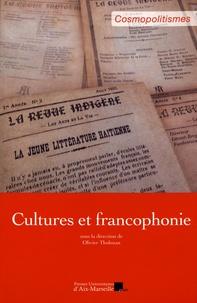 Olivier Tholozan - Cultures et francophonie.
