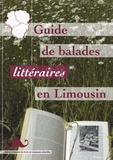Olivier Thuillas - Guide de balades littéraires en Limousin.