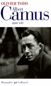 Olivier Todd - Albert Camus - Une vie.