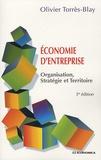Olivier Torrès-Blay - Economie d'entreprise - Organisation, stratégie et territoire.