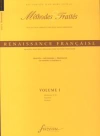 Olivier Trachier - Renaissance française - Pack en 4 volumes.